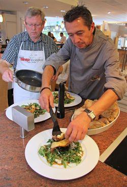 Küchen Meyer Osnabrück zum grillen ins einrichtungshaus kochschule bei küchen meyer