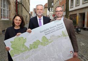 Gestalte Deine Stadt: Online-Umfrage für (Neu-)Osnabrücker