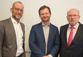 Bramscher Krankenhaus: Psychosomatik jetzt mit Chefarzt