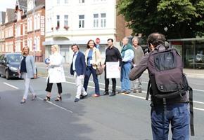 Autofreies Osnabrück: Ideen für Aktionstag gesucht