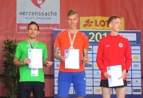 Michael Majewski deutscher Vize-Hochschulmeister im Halbmarathon
