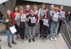 ''Mint for Girls'': Uni-Workshop für Schülerinnen