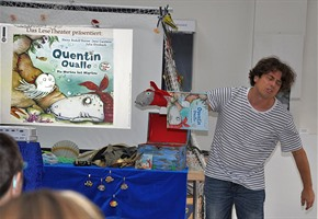 Muräne hat Migräne: Szenische Lesung für Kinder