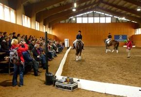 Hochschule mit enuer Netzwerktagung Pferdewissen