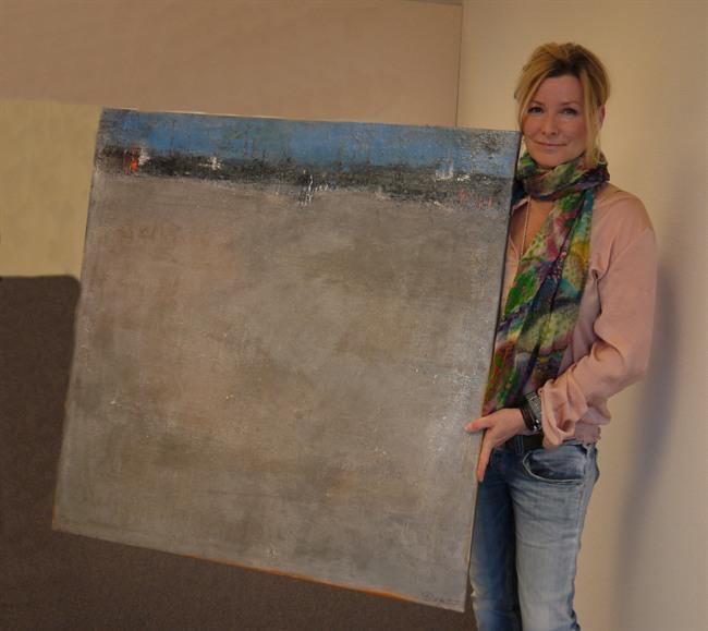 Birgit Dierker nr 137 november ii studie kunst für leben marktplatz osnabrueck