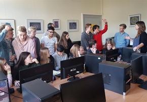 Pilotprojekt: Schüler untersuchen Stadtklima