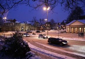 Schnee kann kommen: Winterdienst gut gerüstet