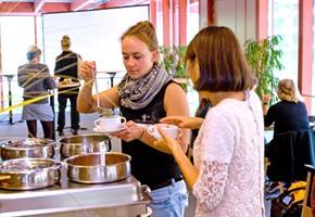 Weniger wegwerfen: DBU setzt sich gegen Lebensmittelverschwendung ein