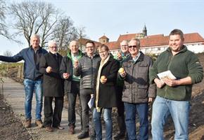 Laga-Förderverein sucht Baumpaten