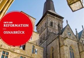 ''Orte der Reformation'' für Osnabrück vorgestellt