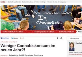 Neue Kursreihe: Mit ''Candis'' gegen Drogenkonsum