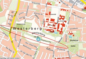 Runder Tisch: Verkehrsberuhigungskonzept für den Westerberg