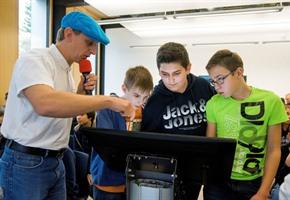 Jetzt bewerben: Aktionstag Energiewende für Schulen
