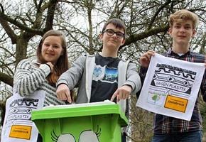 Europatag gegen Plastiktüten