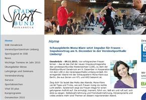 Stadtsportbund sucht Fitness-Trainer für Flüchtlinge