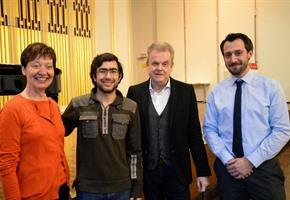DAAD-Preis für Osnabrücker Studenten
