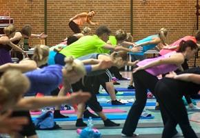 Fitness der Extraklasse: Osnamotion wieder mit Top-Trainern