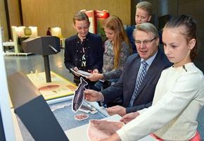 ''Über-Lebensmittel'': DBU eröffnet neue Ausstellung