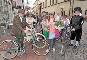 OS-Tweed Run: Kult-Fahrradtour aus London kommt nach Osnabrck