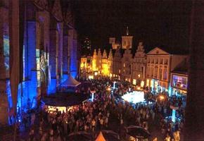 Kulturnacht widmet sich dem ''Raum''