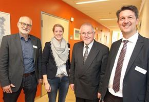 Neue Station für Opfer-Hilfe im Ameos-Klinikum