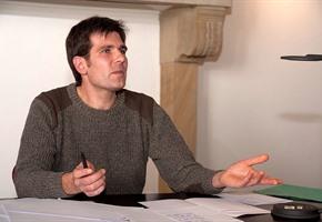Der lange Schlummer: Jan Decker liest vor
