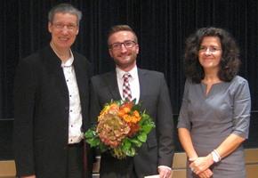Uni-Student erhält begehrten Wissenschaftspreis