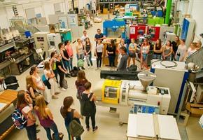 Frauen für  ''Männer''-Berufe: Hochschule begrüßt 30 Technikantinnen
