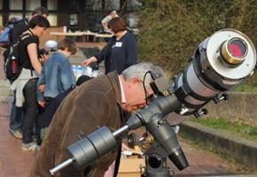 Astronomietag: Sternengucker laden ein
