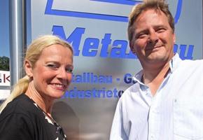 Stressbewältigung für Suchthelfer: Metallbau Schröder unterstützt Klinik am Kasinopark