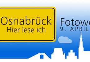 Fotowettbewerb gestartet: ''Osnabrück – hier lese ich''