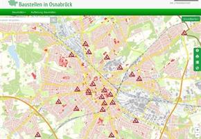 Weiter Fahrbahnen gesperrt: Baustelle Bramscher Straße, nächster Teil