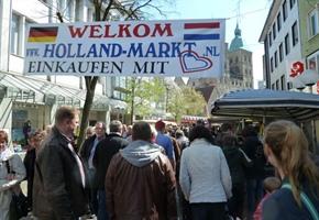 Osnabrück lädt ein: Offener Sonntag, Street Food und Hollandmarkt