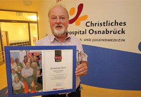 Focus-Ranking: ''Top-Mediziner'' am Christlichen Kinderhospital