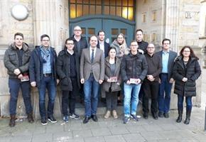 Gesucht: ''Wirtschaftstalente für das Osnabrücker Land''