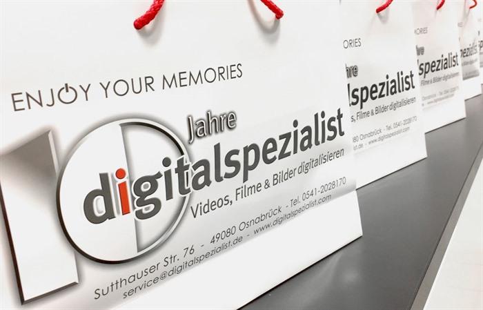 Aus analog wird digital: 10 Jahre F&G Digitalspezialist - Wirtschaft ...