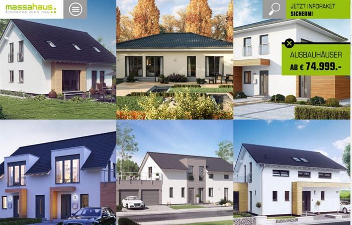 Massa mit neuem Musterhaus in Lotte - Bauen & Wohnen - Marktplatz ...