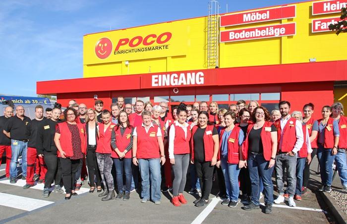 Start Frei Poco Eröffnet An Der Hannoverschen Straße Stadt Land