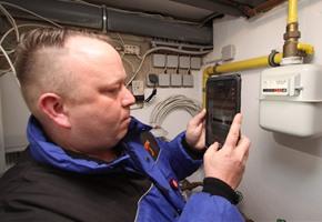 55.000 Geräte werden angepasst: Erdgasumstellung geht in die heiße Phase